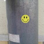 Ort unbekannt: Smiley