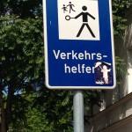 Schirmelinchen Verkehrshelfer
