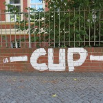 CUP/Dick-Nachahmer? 1.