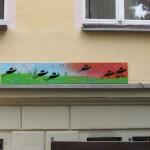 1 Meter Vogelfliesen