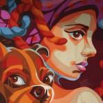 AYCP '14: Yu-Baba – Mädchen mit Hund