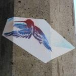 Vogel-pochoir 1.