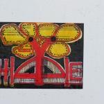 Hippie-Stickerserie 29.