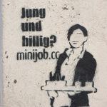 Minijobber sind billig