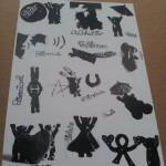 Bärenstarke Postkarte