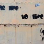 street art-Bekenntnis