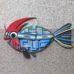 CUP-Weihnachtsfisch