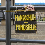 Handschuhfundstelle