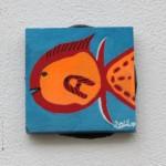 CAKE-Fisch