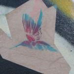 Vogel-pochoir 3