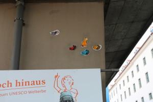 Sticker, Bananen, Franckeplatz_IMG_5978ggg