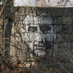 Graffiti bildlich: Toller Typ hinter Gittern