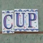 Das Haus von CAKE und CUP