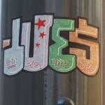 Neue Sticker von CUP, Dick und TU ES – 1