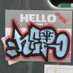 NERO-Sticker