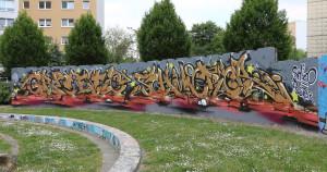 3a-SHIZO, POSTER, Ernst-Haeckel-Weg_IMG_8161