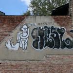 Graffiti bildlich