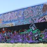 Graffiti in Glaucha 2015