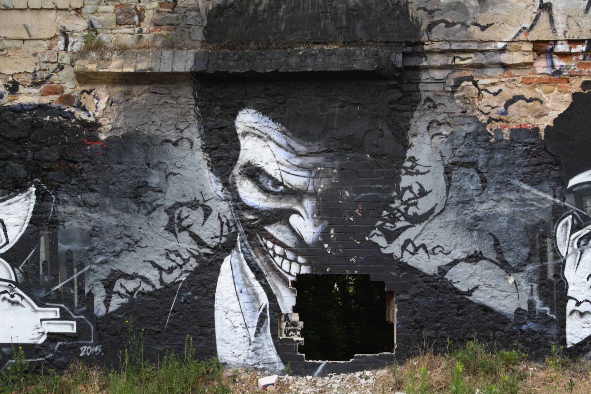 Graffiti In Glaucha 2015 Street Art In Halle Saale