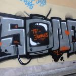 TV-Junkies in der Stadt