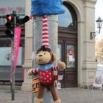 Teddy – allein