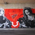 Galerie Europachaussee (10): ENJOY und RICO gut behütet