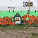 Inkognito der Graffiti Lovers