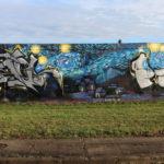 Kaolinstraße (120): SHIZO und POSTER huldigen Vincent van Gogh