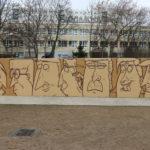 Neue Bilder am Skatepark in Halle-Neustadt