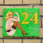 Fliesegrimms Nummerngirls 24