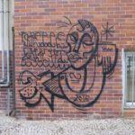 Panik-Graffito