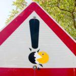 Die gelben Straßenschilderfresserchen 1.