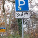 Vermehrung der gelben Straßenschilderfresserchen
