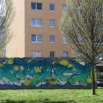 Ernst-Haeckel-Weg (101): RICO und ENJOY im Frühling