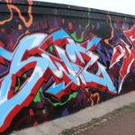 Lilienstraße (19): SWIZ, STICK, CSF-crew