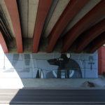 Ägyptische Götter unter der Brücke von Rico79 und enjoy.