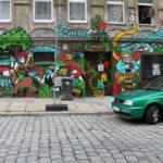 Bunte Vielfalt in der Friesenstraße, Yves Paradise