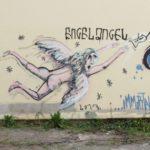 PANIK-Engel-Angel