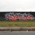 Kaolinstraße Ha-Neu (183): POSTER u.a. vom Team Mad Flava