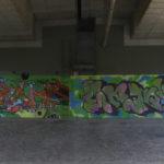 Unter der Brücke, B80-Ost, Gesammelte Werke September bis Dezember 2017, die Seiten