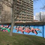 Skatepark an der Magistrale: STICK und FOWK