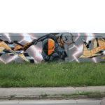 Kaolinstraße (212): STICK und der Ninja und PRIME und viele Blitze