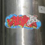 mehr AMOK-Sticker