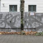 Halle Gräff City und Kommentar