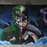 Unter der Brücke, Joker/Batman, Mr. Pinguin